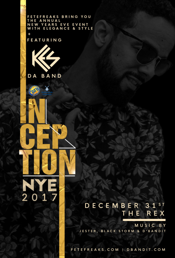 Inception feat Kes Da Band